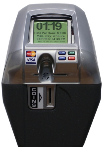 M5 meter with enhanced payment options. (PRNewsFoto/IPS Group, Inc.)
